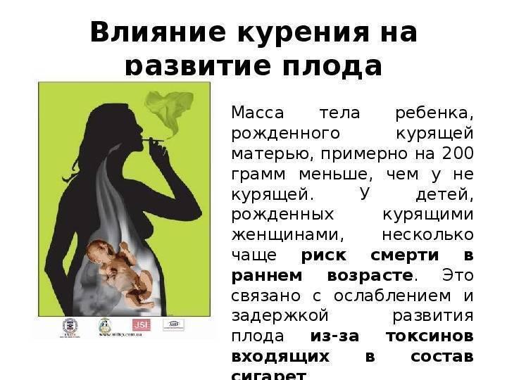 Курение при грудном вскармливании: последствия для мамы иребенка