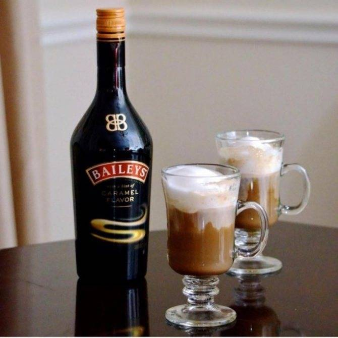 Рецепты приготовления коктейлей с ликером бейлис в домашних условиях