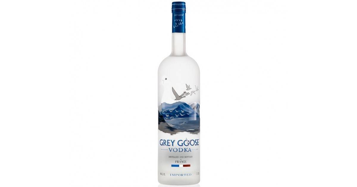 Водка «серый гусь (grey goose)»: описание и виды марки