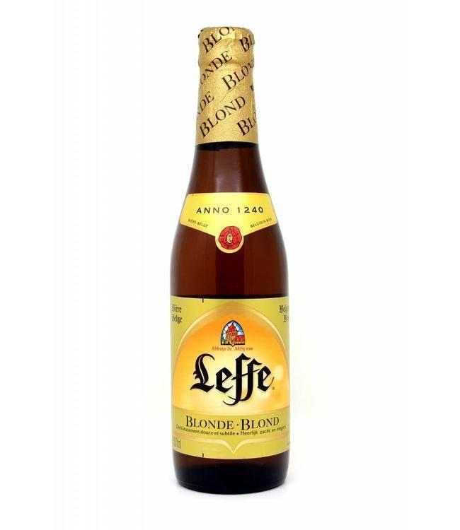 Леффе блонд - история изысканного пива + видео | наливали