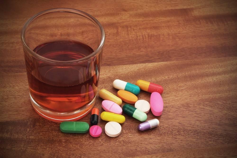 Линекс при алкогольной интоксикации
