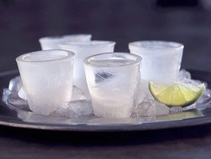При какой температуре замерзает качественная водка