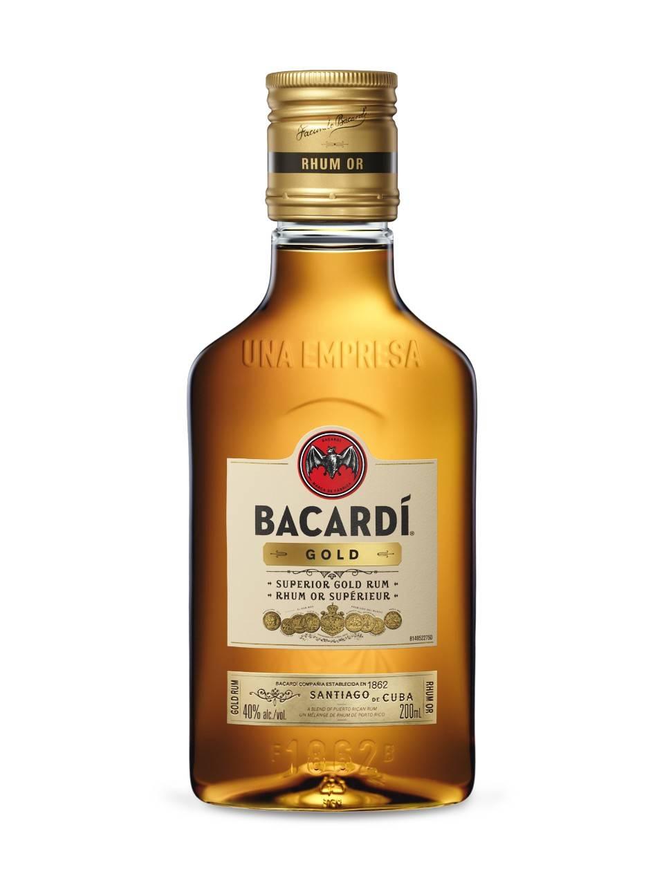 Ром бакарди блэк и его особенности