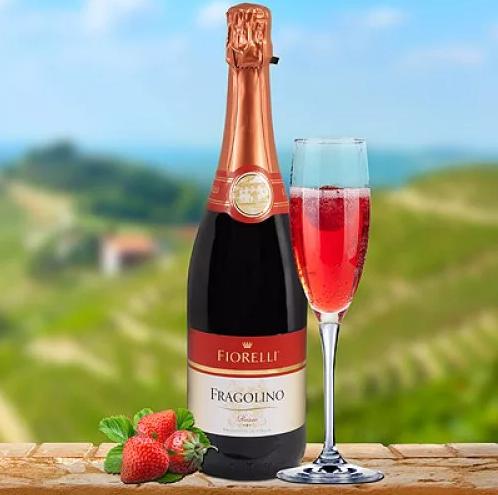 Итальянское вино фраголино — история алкоголя