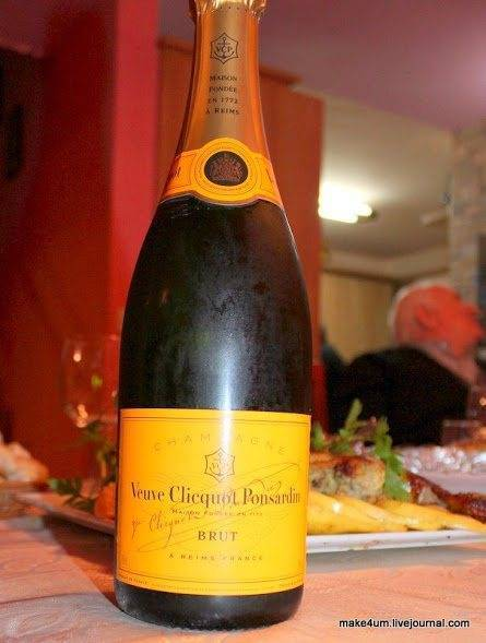 Вдова клико — самое знаменитое шампанское в мире