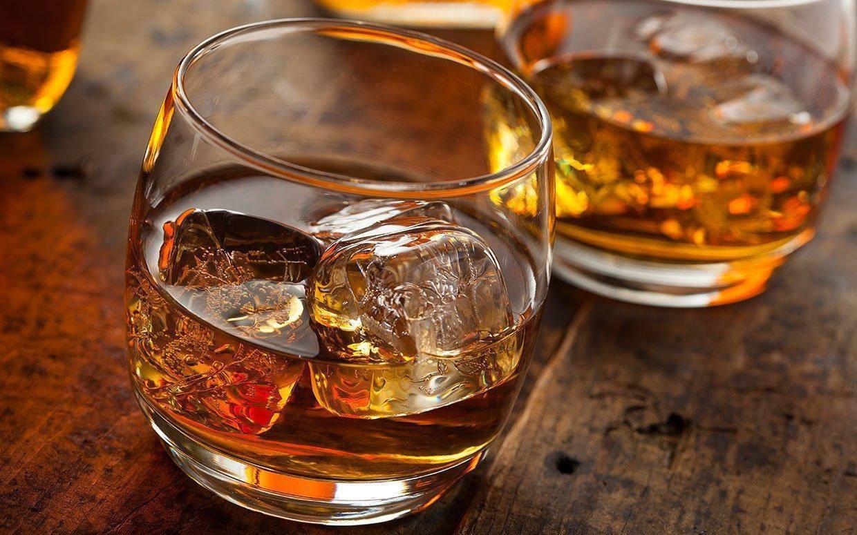 Америкэн бой: с чем пьют бурбон