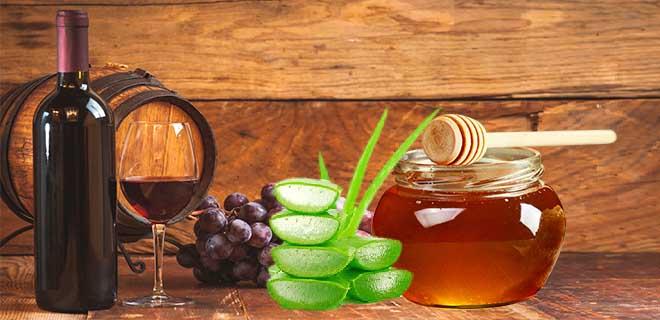 Настойка из алоэ, меда и кагора - применение и свойства