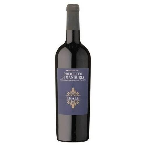 Обзор Итальянского вина Примитиво