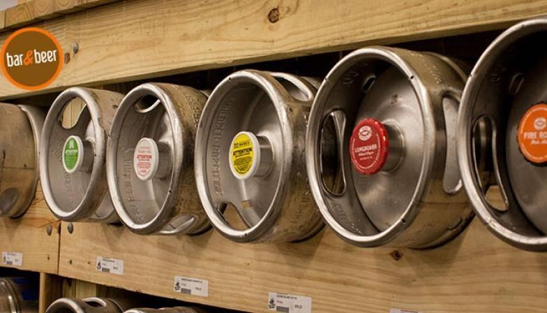 Срок годности и хранения живого и разливного пива в кегах или в бутылке 2019 год