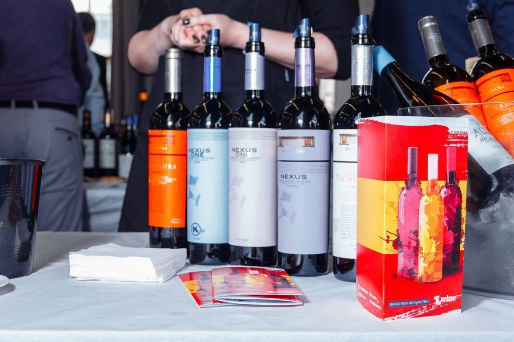 Вино испании