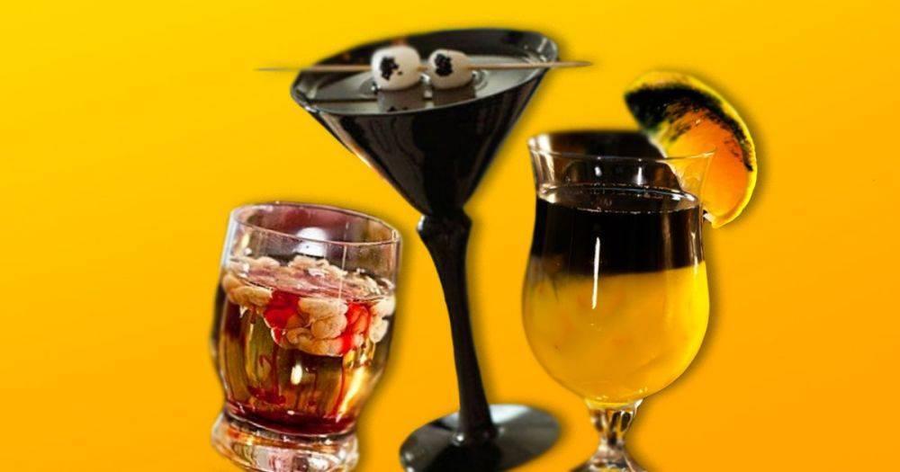Рецепты на хеллоуин – печенье, десерты, а также другие блюда и напитки на ydoo.info