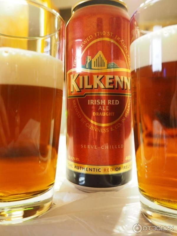 Популяный «гиннес» — пиво, которое невозможно не узнать