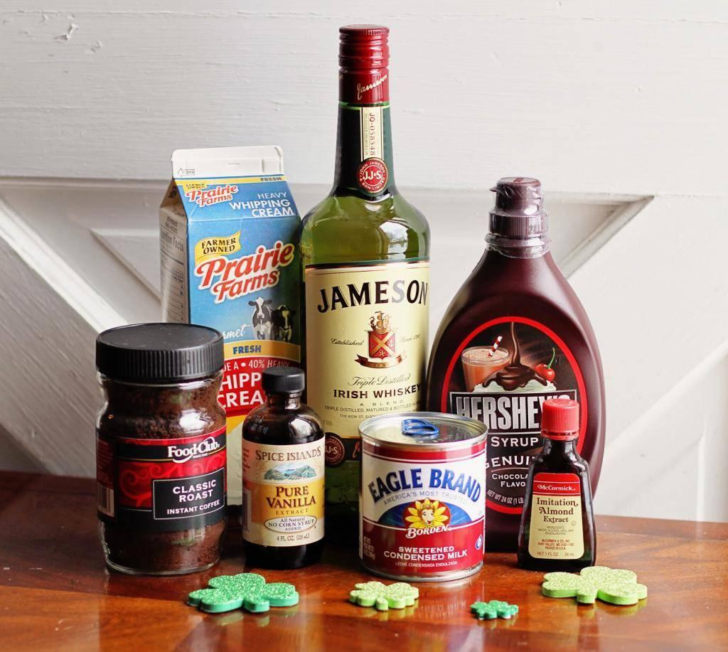 Классический рецепт бейлиз в домашних условиях