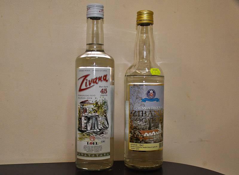 Зивания (кипрская водка): из чего и как делают, как и с чем пить