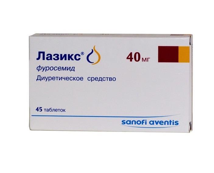 Мочегонные препараты при асците брюшной полости