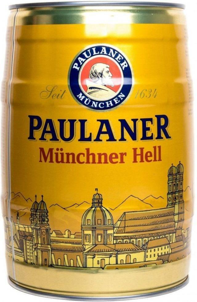 Пиво пауланер: обзор марок баварского пива - международная платформа для барменов inshaker