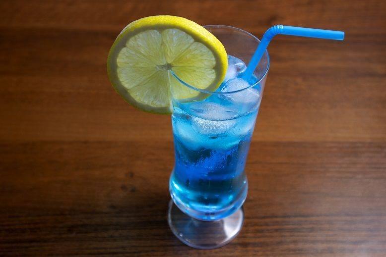 Коктейль голубая лагуна: классический состав, правила приготовления. топ-5 рецептов с фото!