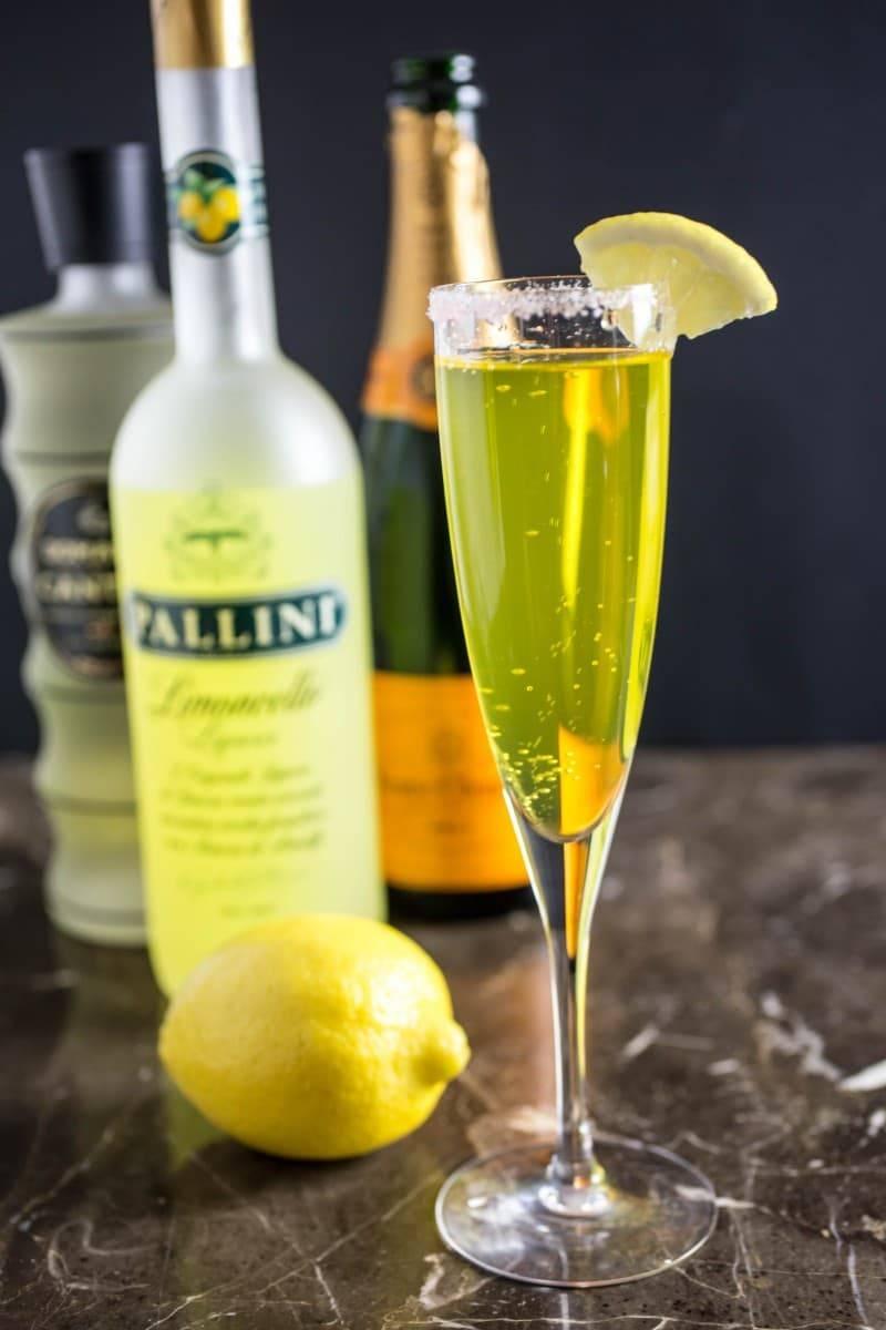 Лимончелло - готовим итальянский ликер в домашних условиях