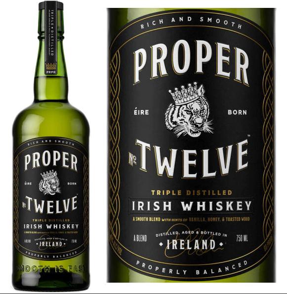 Виски конора макгрегора — цена и особенности proper 12