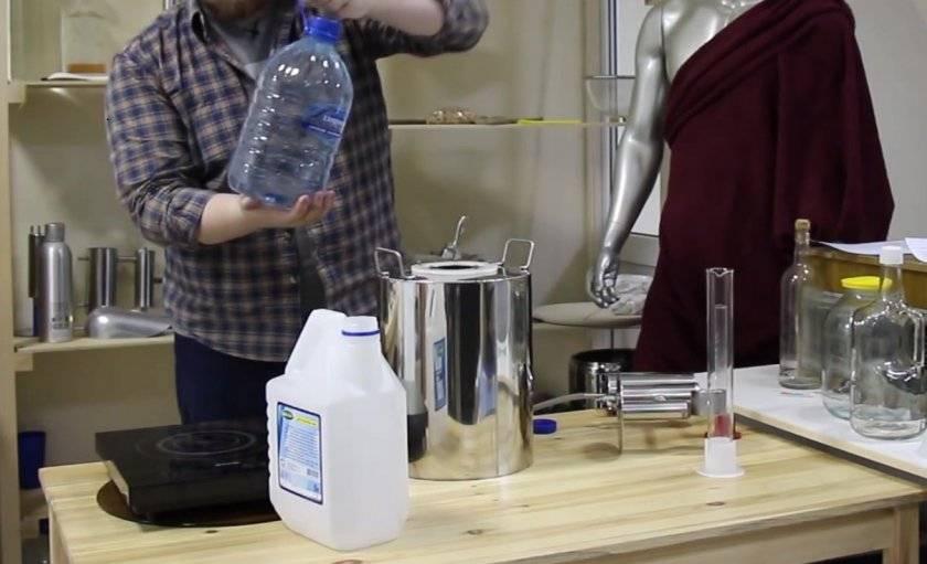 Как приготовить самогон из меда в домашних условиях: рецепт без дрожжей - рецепты