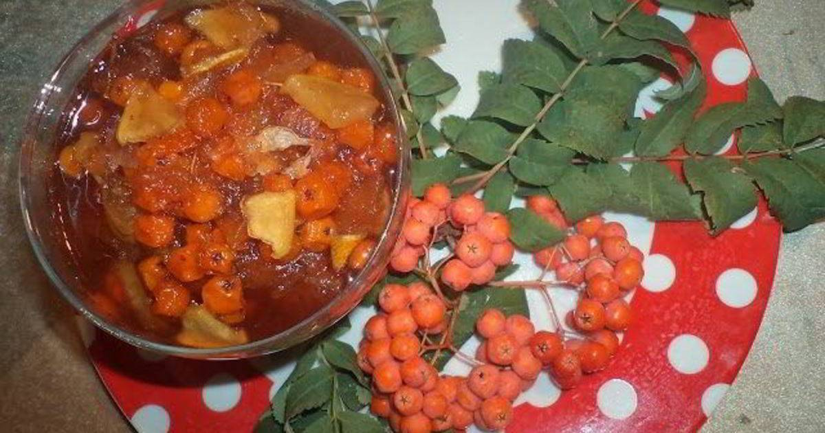 Рябина черноплодная - рецепты