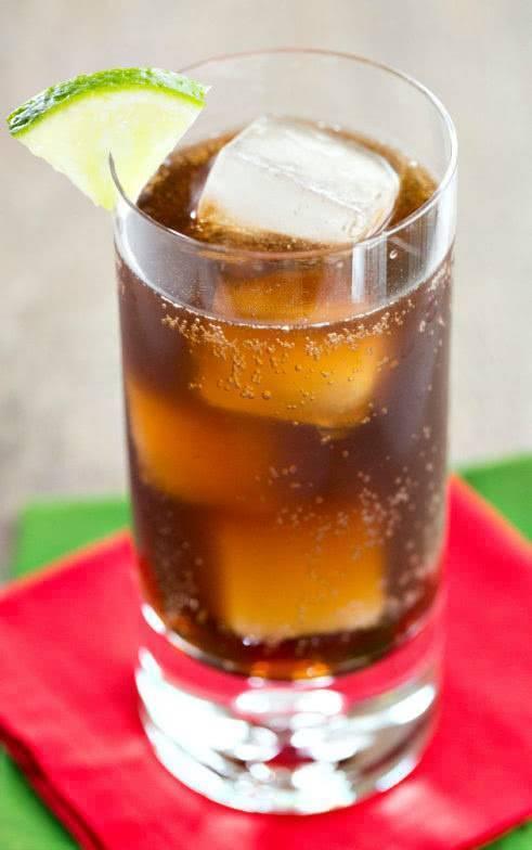Коктейль с колой: рецепты с виски, водкой, ромом и как называется