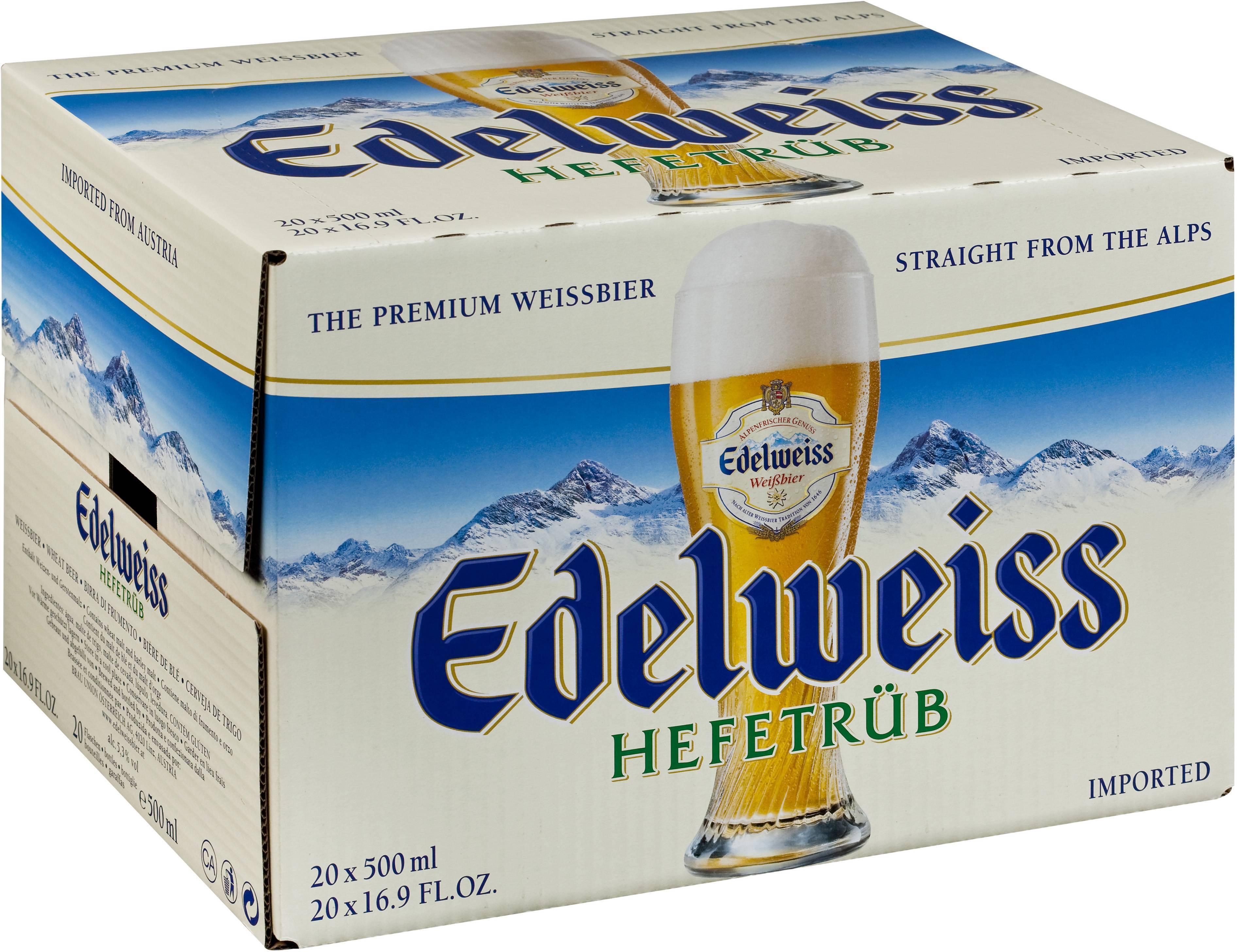 Лучшее пиво мира на beermonsters.ru  » blog archive   » пиво эдельвейс