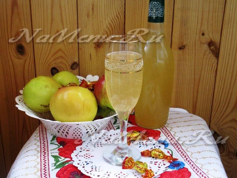 Сидр яблочный: рецепты приготовления в домашних условиях