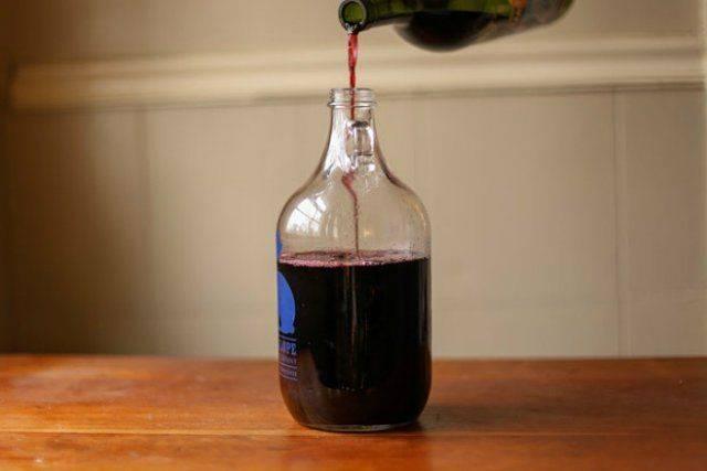 Простой рецепт виноградного уксуса в домашних условиях ?
