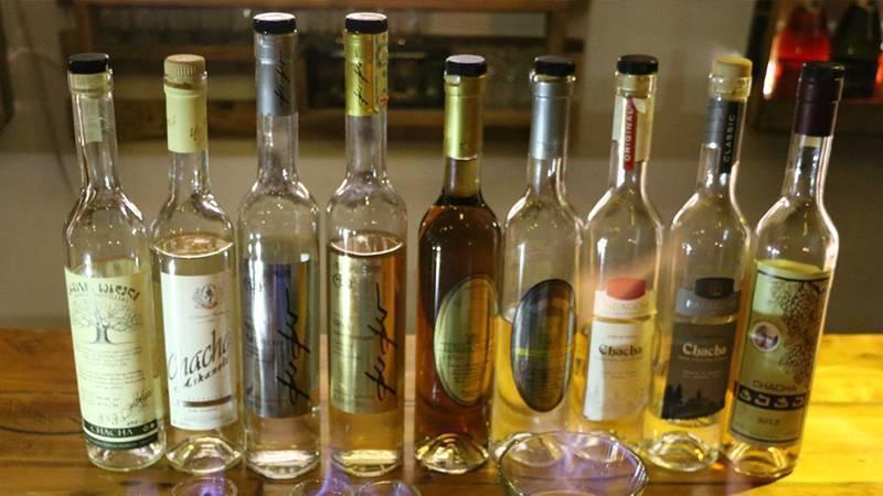 Чача — чей национальный напиток, традиции