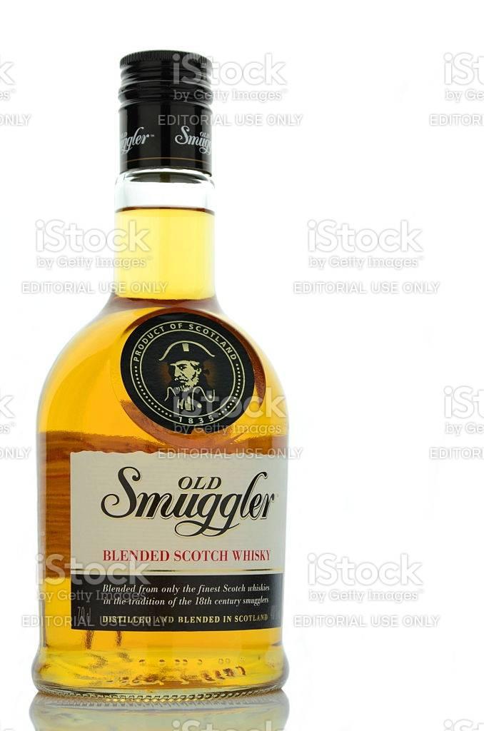 Табачные солевые жидкости old smuggler от vb juice