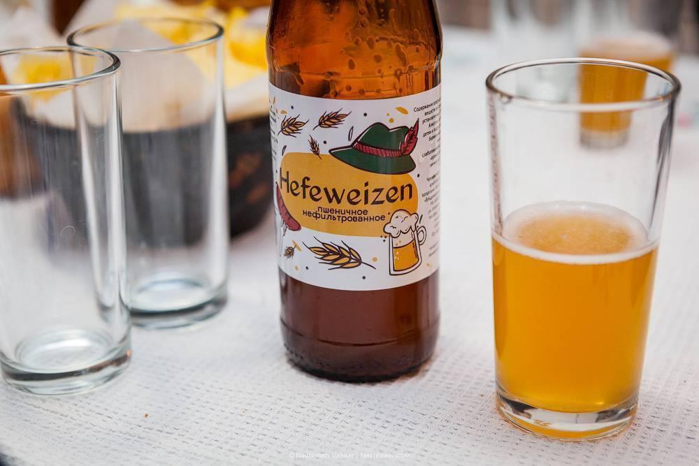 Пшеничное пиво: состав, калорийность и приготовление в домашних условиях
