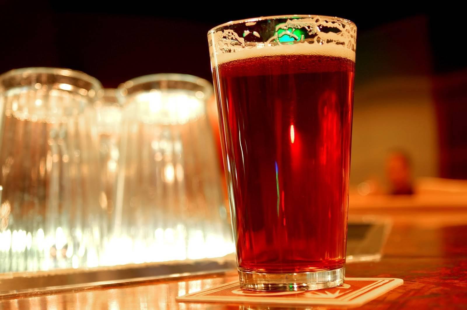 Темное и светлое пиво — основные отличия