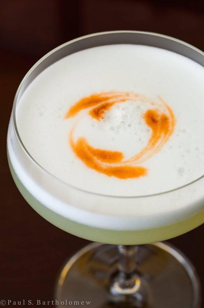 Писко сауэр как сделать коктейль рецепт