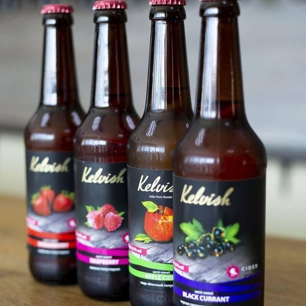 «келвиш» (сидр): описание напитка, полезные свойства