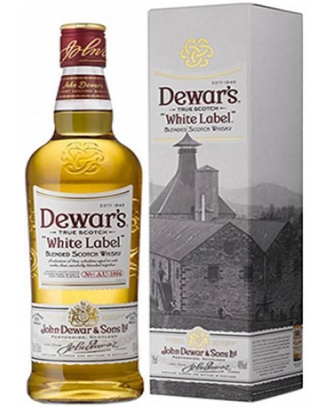 Виски дюарс (dewar's): описание, история, виды марки