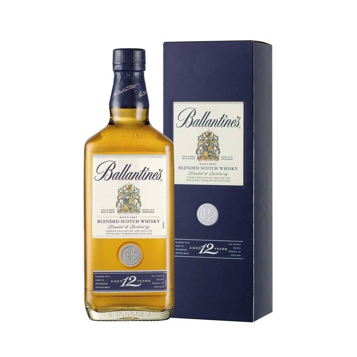 Виски ballantine's brasil баллантайнс бразил 700 мл