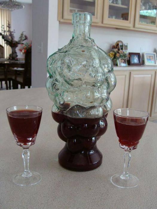 Как в домашних условиях готовят ликер из вишни