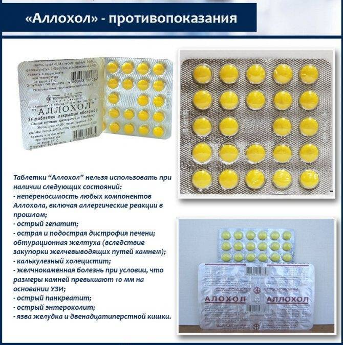 Аллохол и панкреатин при панкреатите и холецистите - врач онлайн