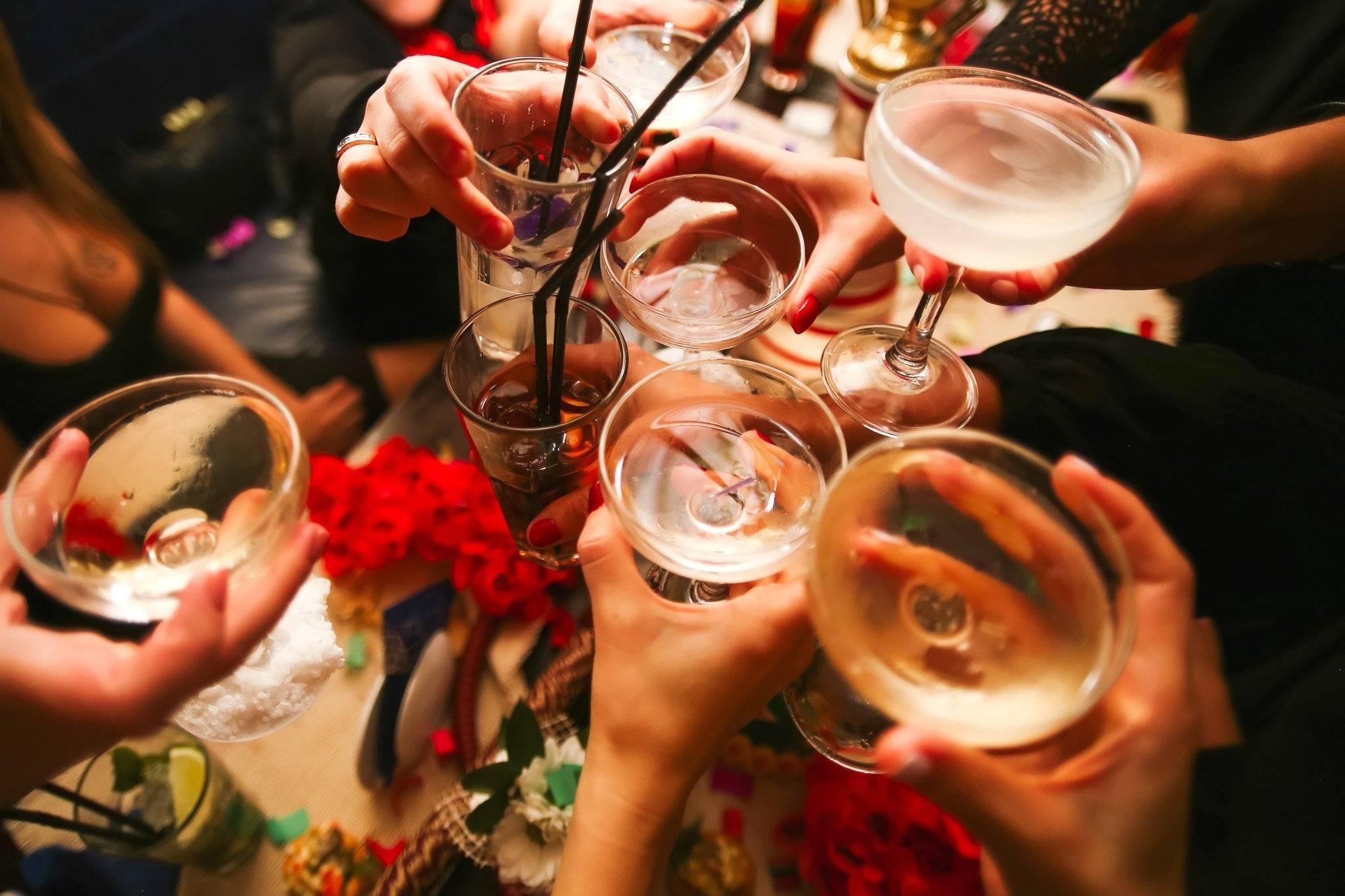 Алкоголь — чтобы утром не было мучительно больно