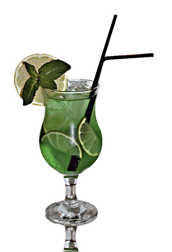 Коктейль «зеленая фея»