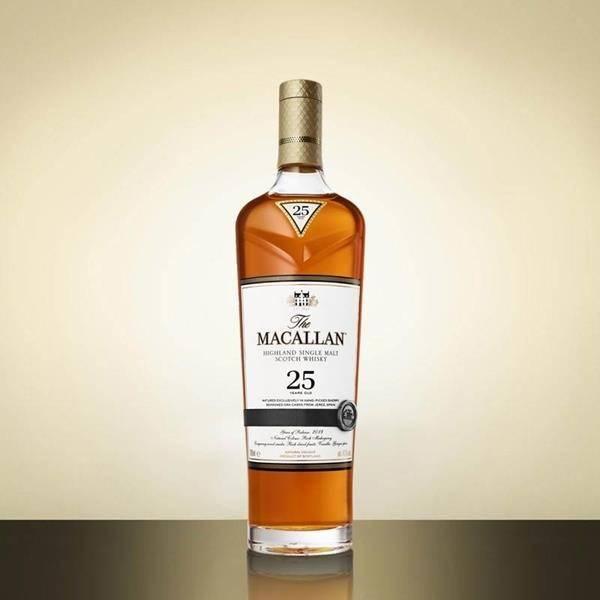 Виски макаллан (macallan): односолодовая гордость шотландии - международная платформа для барменов inshaker