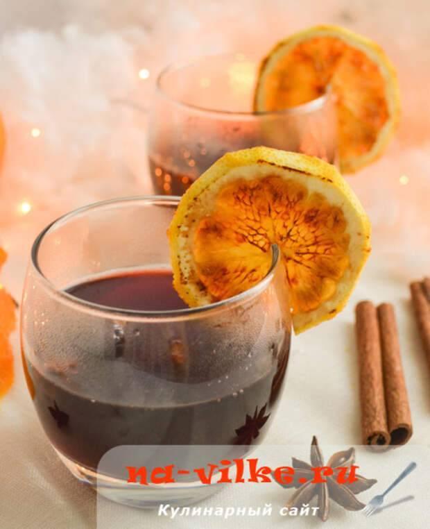 Рецепт классического глинтвейна с апельсином и корицей — какие специи добавляют в этот напиток