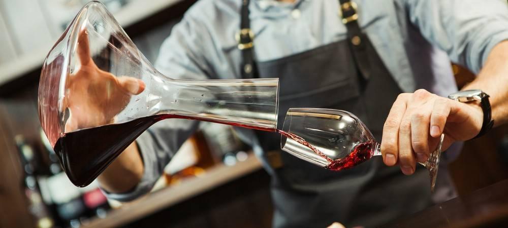 Что такое декантер для вина как его правильно выбрать и использовать?