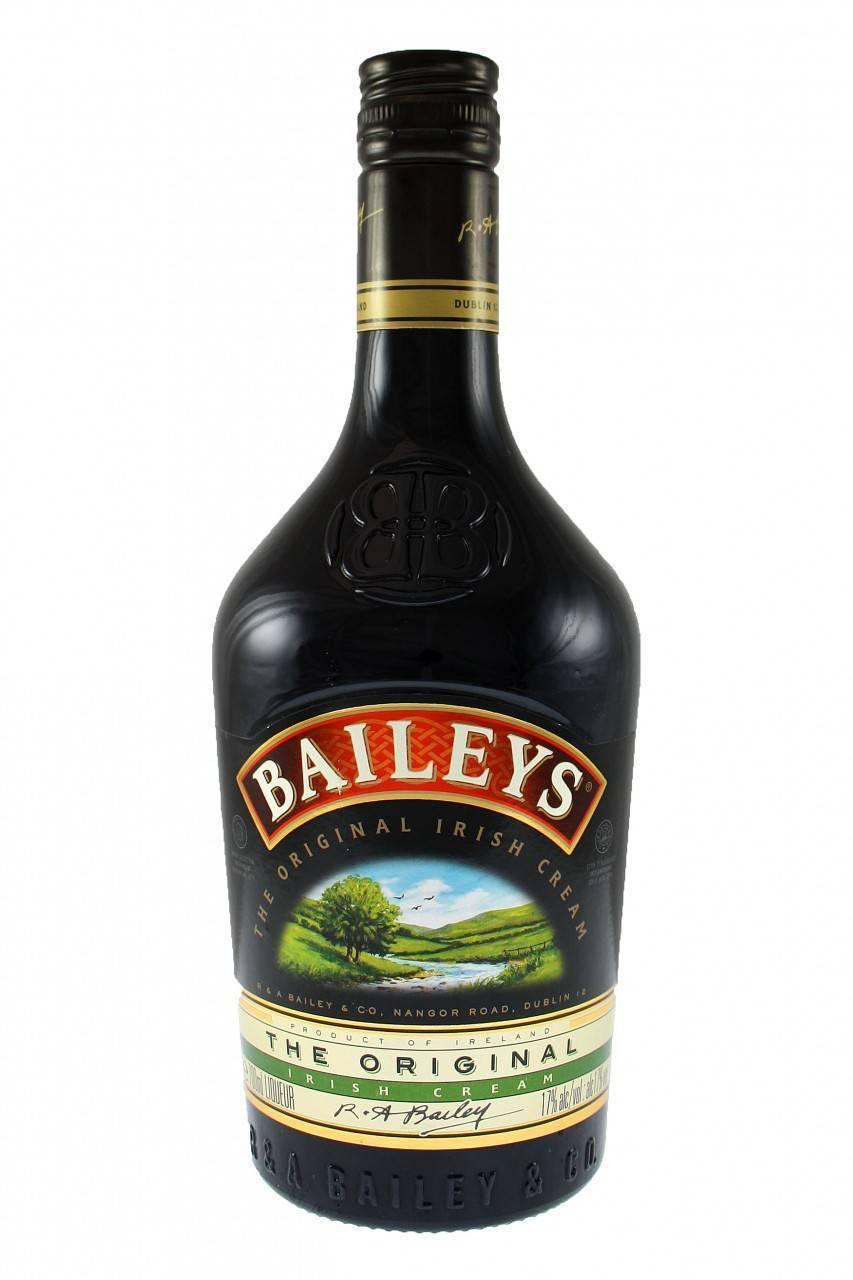 С чем обычно пьют Бейлиз