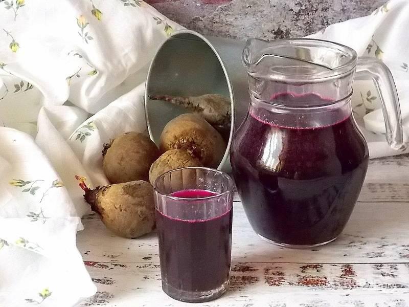 Свекольный квас: польза и вред, 5 рецептов приготовления в домашних условиях