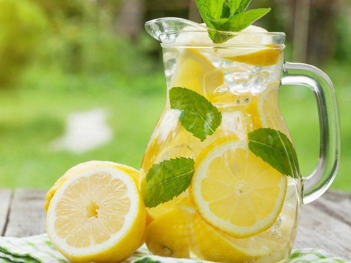 Лимон при похмелье: эффективность и рецепты приготовления