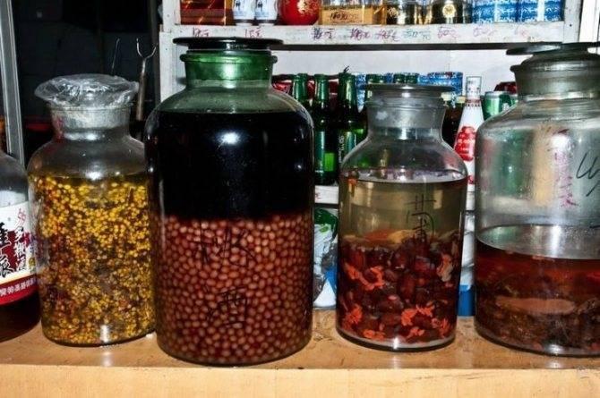Настойка ерофеич, рецепт на самогоне, полезные свойства