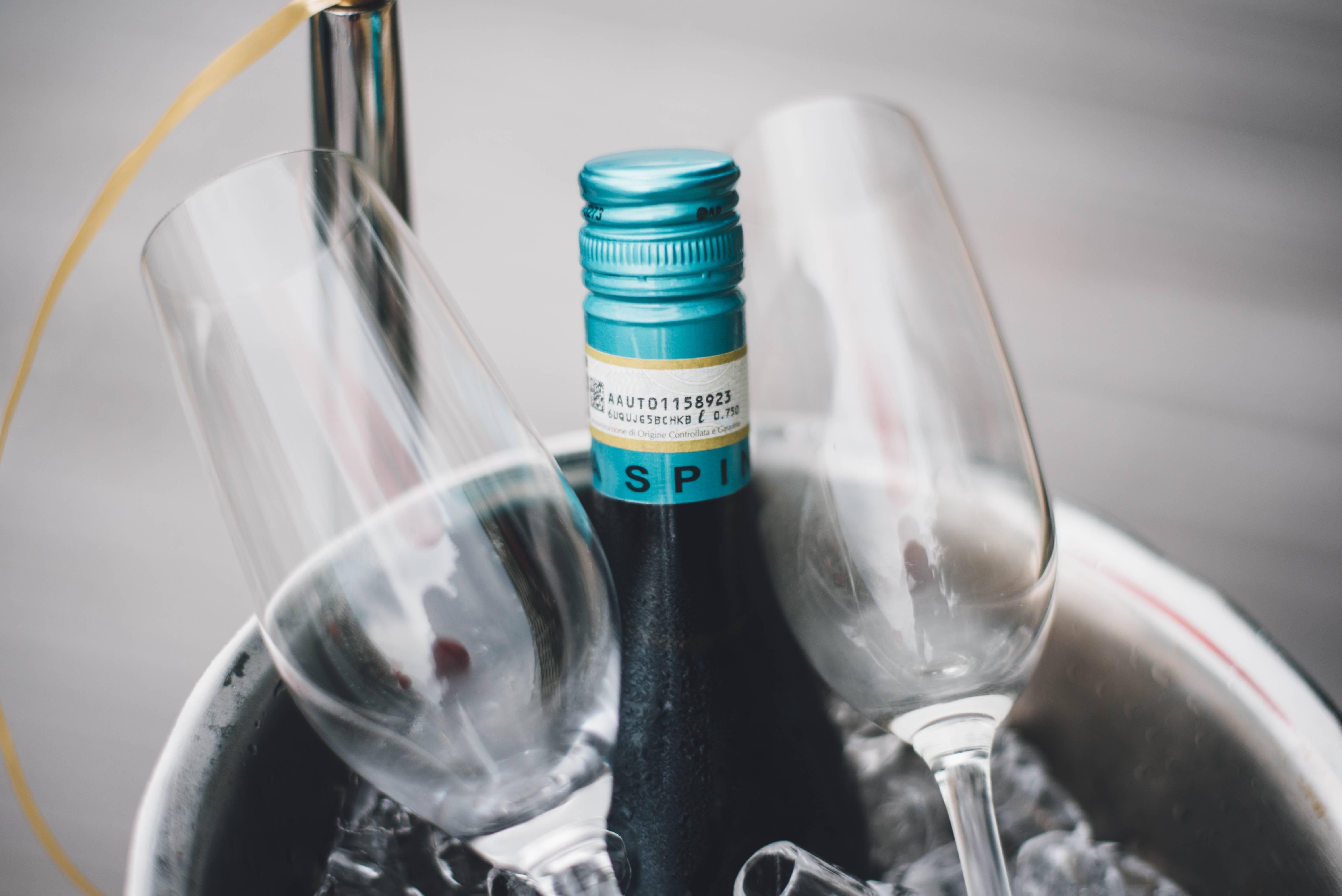 Влияние температуры на вкус и качество вина, температура замерзания