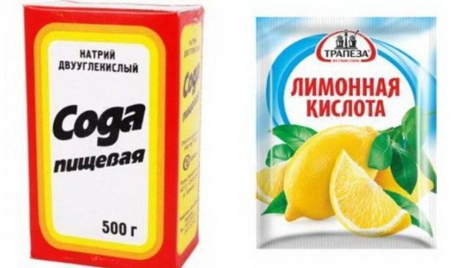 Очистка самогона содой: способы и правила